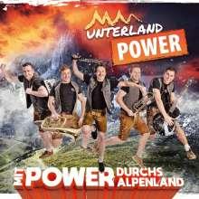 Unterland Power: Mit POWER durchs Alpenland, CD