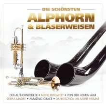 Stephan Herzog & Lois Manzl: Die schönsten Alphorn-und Bläserweisen, CD