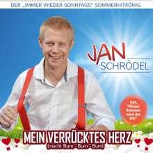 Jan Schrödel: Mein verrücktes Herz (macht Bum-Bum-Bum), CD