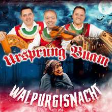 Ursprung Buam: Walpurgisnacht, CD