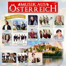 Musik a.Österreich Folge 5 Kompositionswettbewerb, CD