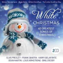 White Christmas (40 Greatest Songs Of Christmas), 2 CDs