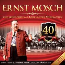 Ernst Mosch: 40 Erfolgsmelodien, 2 CDs