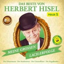Herbert Hisel: Das Beste von Herbert Hisel Folge 1, 2 CDs