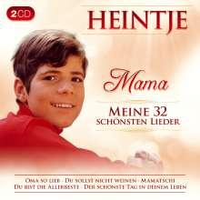 Hein Simons (Heintje): Mama: Meine 32 schönsten Lieder, 2 CDs