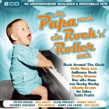 Als Papa noch ein Rock'n'Roller war, 2 CDs