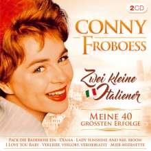 Conny (Cornelia) Froboess: Zwei kleine Italiener: Meine 40 größten Erfolge, 2 CDs