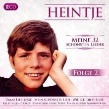 Hein Simons (Heintje): Meine 32 schönsten Lieder Folge 2, 2 CDs