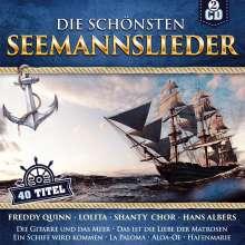 Die schönsten Seemannslieder, 2 CDs