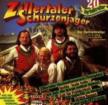Zillertaler Schürzenjäger: 20 Top Volltreffer, CD