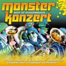 Monsterkonzert: Best Of Guggenmusik, CD