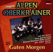 Alpenoberkrainer: Guten Morgen, CD