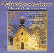 Weihnachten in den Bergen, CD