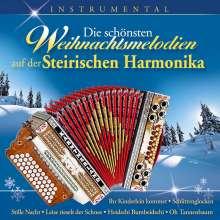 Hias Kirchgasser: Die schönsten Weihnachtsmelodien auf der steirischen Harmonika, CD