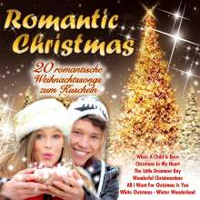 White Christmas All-Stars: Romantic Christmas-20 Romantische Weihnachtssong, CD