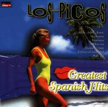 Los Picos: Greatest Spanish Hits, CD