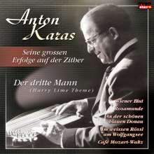 Anton Karas: Seine großen Erfolge A, CD