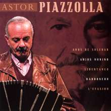 Astor Piazzolla (1921-1992): Best Of Bandoneon, CD