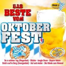 Das Beste vom Oktoberfest, CD