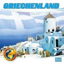 Savvas Savva: Griechenland: Mit Musik um die Welt, CD