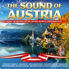 The Sound Of Austria: Eine musikalische Reise durch Österreich, CD