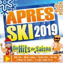 Aprés Ski 2019: Die Hits der Saison, CD