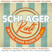 Schlager Kult: 20 ewig junge Oldies der 50er, CD