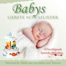 Babys Spieluhr: Babys Liebste Schlaflie, CD