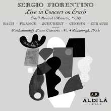Sergio Fiorentino - Live in Concert on Erard, 2 CDs