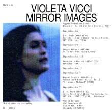 Violeta Vicci - Mirror Images, CD