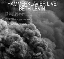 Beth Levin - Hammerklavier Live, CD