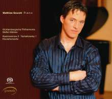 Sergej Rachmaninoff (1873-1943): Klavierkonzert Nr.2, Super Audio CD