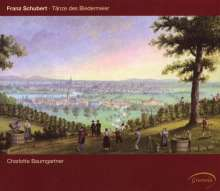 Franz Schubert (1797-1828): Tänze, CD