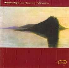 Wladimir Vogel (1896-1984): Klavierwerke, 2 CDs