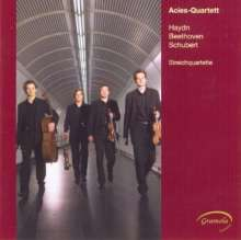 Acies-Quartett, CD