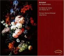 Franz Schubert (1797-1828): Werke für Violine & Klavier Vol.1, CD