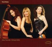 Astor Piazzolla (1921-1992): Die 4 Jahreszeiten für Klaviertrio, CD