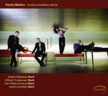"Kammermusik der Bach-Familie ""Family Matters"", CD"