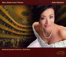 Akiko Nakajima singt Arien & Lieder, CD