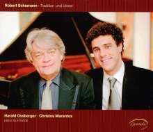 """Robert Schumann (1810-1856): Werke für Klavier 4-händig """"Tradition und Vision"""", CD"""