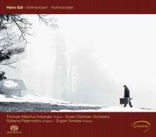 Hans Gal (1890-1987): Violinkonzert, Super Audio CD