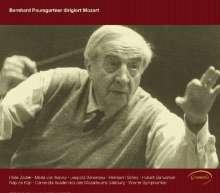 Bernhard Paumgartner dirigiert Mozart, 2 CDs