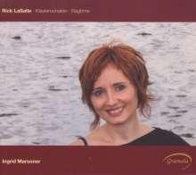Rick LaSalle (geb. 1951): Klaviersonaten, CD