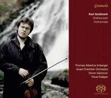 Karl Goldmark (1830-1915): Violinkonzert op.28, SACD