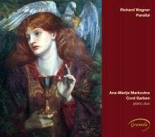 Richard Wagner (1813-1883): Parsifal für Klavier 4-händig, CD