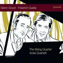 Glenn Gould (1932-1982): Streichquartett op.1, CD