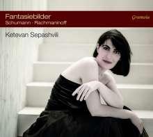 Ketevan Spashvili - Fantasiebilder, CD