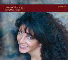 Laura Young plays Max Reger, CD
