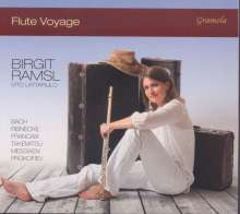 Birgit Ramsl - Flute Voyage, CD