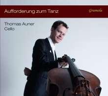 Thomas Auner - Aufforderung zum Tanz, CD